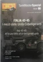 61097 - Crippa-Manes, P.-L. - Tank Master Special 06: I mezzi delle unita' cobelligeranti del regio esercito