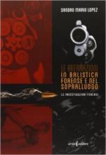 61174 - Lopez, M.S. - Aberrazioni in balistica forense nel sopralluogo (Le)