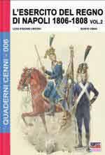 61183 - Cristini-Cenni, L.-Q. - Quaderni Cenni 06: Esercito del Regno di Napoli 1806-1808 Vol 2 (L')