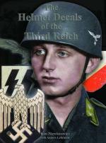61239 - Niewiarowicz-Lehrman, S.-A. - Helmet Decals of the Third Reich (The)