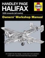 61258 - Cotter, J. - Handley Page Halifax. Owner's Workshop Manual