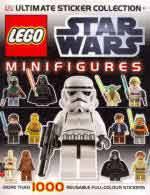 61324 - AAVV,  - LEGO Star Wars Minifigures Ultimate Sticker Collection
