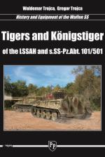 61424 - Trojca-Trojca, W.-G. - Tigers and Koenigstiger of the LSSAH and s.SS-Pz.Abt 101/501