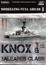 61430 - Romero-Rizzato, F.-L. - Modelling Full Ahead 01: Knox and Baleares Class
