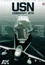 61434 - Zamarbide, D. - USN Legendary Jets. Aircraft Scale Modelling Guide