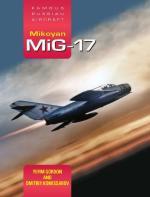 61463 - Gordon-Kommissarov, Y.-G. - Mikoyan MiG-17. Famous Russian Aircraft
