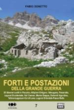61472 - Donetto, F. - Forti e postazioni della Grande Guerra