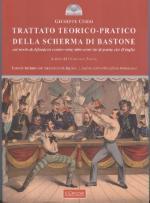 61494 - Cerri, G. - Trattato teorico-pratico della scherma di bastone col modo di difendersi contro varie altre armi sia di punta che di taglio