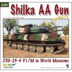 61615 - Horak-Koran, J.-F. - Present Vehicle 45: Shilka AA Gun in detail. ZSU-23-4 V1/M in World Museums