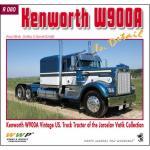 61617 - Koran-Krejci, F.-K. - Special Museum 80: Kenworth W900A in detail. Kenworth W900A Vintage US Truck Tractor of the Jaroslav Votik Collection