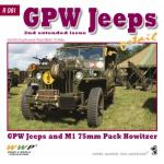 61618 - Doyle-Horak-Koran, D.-J.-F. - Special Museum 81: GPW Jeeps in detail 2nd Extended Issue. GPW Jeeps and M1 75mm Pack Howitzer