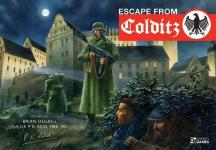 61693 - Reid-Degas, P.-B. - Escape from Colditz - Osprey Board Game