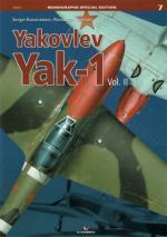 61698 - Kouznetsov-Rusetski, S.-A. - Monograph Special Edition 07: Yakovlev Yak 1 Vol 2