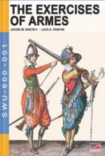 61729 - De Gheyn-Cristini, J.-L. - Exercise of armes (The)