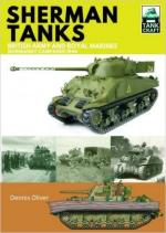 61820 - Oliver, D. - Sherman Tanks of the British Army and Royal Marines. Normandy Campaign 1944 - TankCraft 02