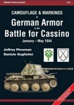 61834 - Plowman-Guglielmi, J.-D. - Armor Color Gallery 13: Camouflage and Markings of German Armor in the Battle for Cassino, January-May 1944