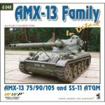 61838 - Horak-Koran, J.-F. - Present Vehicle 48: AMX-13 Family in detail. AMX-13 70/90/105 and SS-11 ATGM