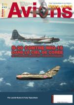 61875 - Avions HS, 43 - HS Avions 43: B-29 contre MIG-15 dans le ciel de Coree, ou la derniere guerre des 'Superfortress'
