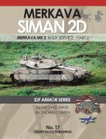 61890 - Mass-O'Brien, M.-A. - IDF Armor Series 17: Merkava Siman 2D. Merkava Mk. 2 in IDF Service - Part 2