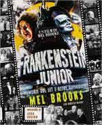 61910 - Brooks-Keegan, M.-R. - Frankenstein Junior. Memorie dal set e altre quisquilie