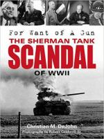 61921 - DeJohn, C.M. - Sherman Tank Scandal. For want of a gun (The)