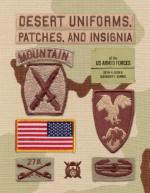 61931 - Born-Barnes, K.M.-A.F. - Desert Uniforms, Patches and Insignia of the US Armed Forces