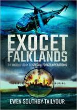 61984 - Southby-Tailyour, E. - Exocet Falklands. The Untold Story of Special Forces Operations