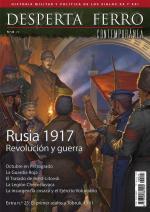 62014 - Desperta, Cont. - Desperta Ferro - Contemporanea 24 Rusia 1917. Revolucion y guerra