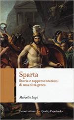 62050 - Lupi, M. - Sparta. Storia e rappresentazioni di una citta' greca