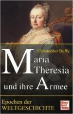 62084 - Duffy, C. - Maria Theresia und Ihre Armee - Epochen der Weltgeschichte