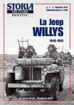 62092 - Alegi-Calo', G.-R. - Jeep Willys 1940-1945 - Storia Militare Briefing 01 (La)