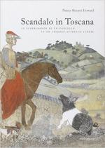 62099 - Howard, N.S. - Scandalo in Toscana. Le scorribande di un porcello in un celebre affresco senese