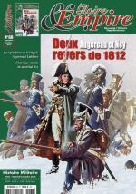 62129 - Gloire et Empire,  - Gloire et Empire 68: Augereau et Ney. Deux revers de 1812