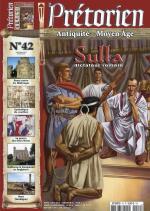 62130 - Pretorien,  - Pretorien 42. Sulla, Dictateur Romain