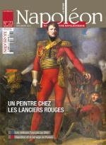 62134 - Tradition,  - Revue Napoleon 23. Un peintre chez les Lanciers Rouges