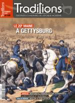 62150 - Tradition,  - Traditions 12. Le 20e Maine a Gettysburg