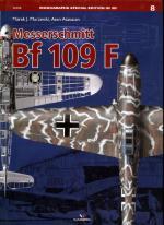 62158 - Murawski-Atanasov, M.-A. - Monograph Special Edition 08: Messerschmitt Bf 109 F