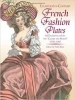 62178 - Blum, S.cur - Eighteenth-Century French Fashions in Full Color