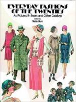 62179 - Blum, S.cur - Everyday Fashions of the Twenties. As Pictured in Sears and Other Catalogs