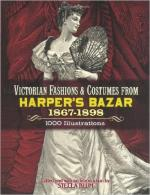 62185 - Blum, S.cur - Victorian Fashions and Costumes from Harper's Bazar 1867-1898