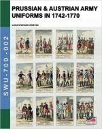 62291 - Cristini, L. - Prussian and Austrian Army Uniforms 1742-1770