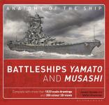 62331 - Skulski-Draminski, J.-S. - Battleships Yamato and Musashi - Anatomy of the Ship