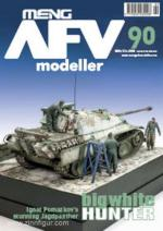 62349 - AFV Modeller,  - AFV Modeller 090. Big White Hunter