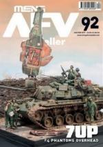 62351 - AFV Modeller,  - AFV Modeller 092. 7Up. F4 Phantoms overhead