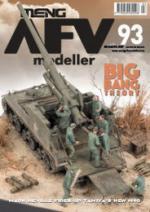 62352 - AFV Modeller,  - AFV Modeller 093. Big Bang Theory