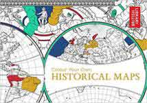 62372 - AAVV,  - Colour Your Own Historical Maps
