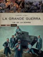 62387 - Corbeyran-Le Roux, E.-E. - Historica Vol 59: La Grande Guerra. 14-18: La Somme