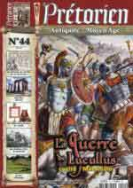 62454 - Pretorien,  - Pretorien 44. La Guerre de Lucullus contre Mithridate