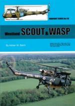 62465 - Balch, A.M. - Warpaint 110: Westland Scout and Wasp