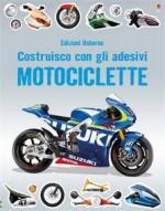 62478 - Tudhope-Mann, S.-A. - Costruisco con gli adesivi. Motociclette